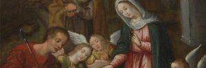 Flemish School; The Nativity